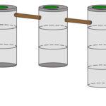септики из колец 3+3+3