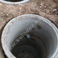 септик бетонный на даче под ключ
