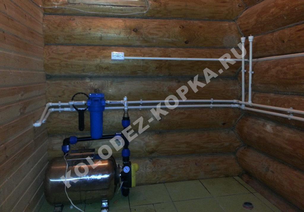 Выбор водоснабжения для дачи