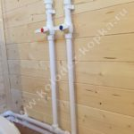 водопровод для дачи под ключ