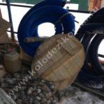 фильтр для колодца из камней