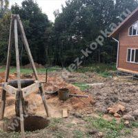 септики из бетонных колец цена