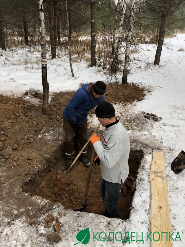 Канализация для дачи и дома под ключ в Дмитрове