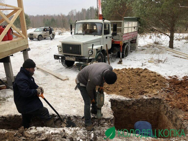 Автономная канализация ТОПАС Пушкинский район